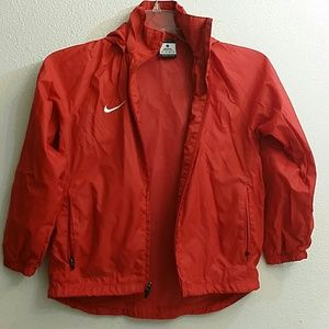 NIKE Storm-Fit jacket with detachable hood
